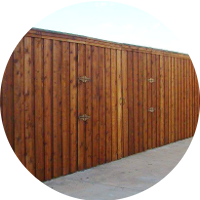 dallas fence company - wood fencing